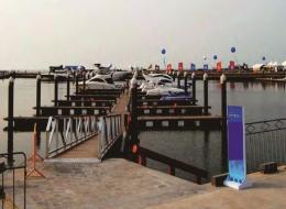 Dermaga Jembatan Apung Alumina 5