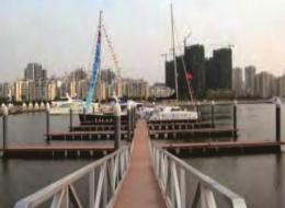 Dermaga Jembatan Apung Alumina 6